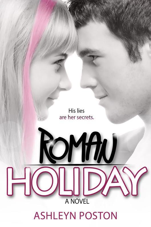 FINAL Roman Holiday COVER