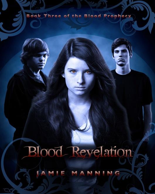 BLOOD REVELATION Cover