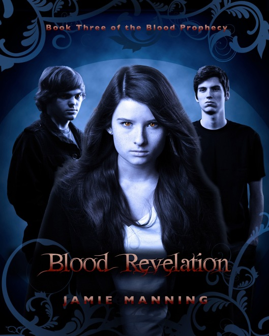 BLOOD REVELATION Cover